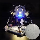 DIY LED Light Lighting Kit ONLY For LEGO 10266 Apollo 11 Lunar Lander Building Brick