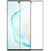 Protetor de tela de vidro temperado resistente a riscos Nillkin 3D Curved para Samsung Galaxy Note 10 Plus / Nota 10 + / Nota 10+ 5G