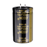 10000UF 63V 30x50mm Radial Aluminium Electrolytic Capacitor High Frequency 105°C