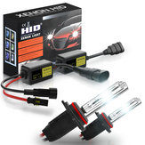 6000K HID Xenon Headlights Conversion Kit H1 H3 H4 H7 H8/H9/H11 9005 9006 880 9012 ERROR FREE with Ballast