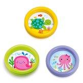 24'' Baby Inflatable Bathtub PVC Thick Portable Bathing Bath Tub Toys for Kid