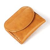 Women Genuine Leather RFID Blocking Protective Wallet