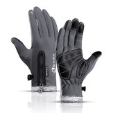 Luvas de esqui no inverno Touch Screen Soprt Snowboarding Gloves