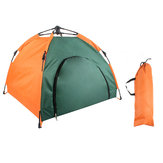 Portable In / Outdoor Camping Tent Hondenhuis Huisdier Sun Shelter Folding Warm