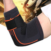 Adjustable Breathable Arm Guard Fitness Compression Elbow