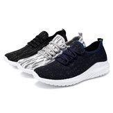 Zapatillas de malla de hombre Zapatillas de correr transpirables ultraligeras Soft Zapatillas de secado rápido al aire libre