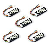5PCS JST-XH Balance Port Adapter Board for 2-6S Lipo Battery Charger