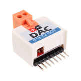 DAC Module MCP4725 for Analog Signal Capture Converter Compatible M5StickC ESP32 Mini IoT Development Board Finger Computer M5Stack® for Arduino - products that work with official Arduino boards