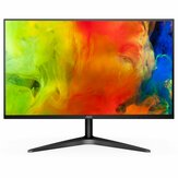 AOC 24B1XH Flat Office Monitor 23.8 Inch IPS Panel 178 ° Super Wide Viewing Angle LED Backlight Technology Multi-Interface Display From XIAOMI YOUPIN