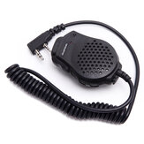 Baofeng Speaker Ultra-small Mini Portable Microphone Handheld Microphone Small for Kenwood BAOFENG UV-82 Walkie Talkie Radio
