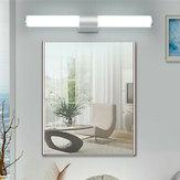 12/16 / 22W Banheiro Vaidade moderna LED Acrílico leve Frente LED Espelhos Parede de banheiro