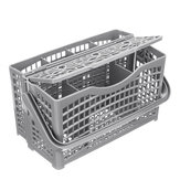 2 In 1 Universal Dish Washer Cutlery Basket for Maytag Whirpool LG Samsung