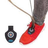 SPG Archery Bow Protector Pad Rubber Recurvo Bow Shoes Ferramenta de proteção para pés