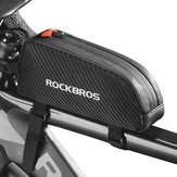 ROCKBROS Bike Front Frame Bag Waterproof Anti Pressure Shockproof Bike Bag Cycling Bag