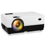 HQ2 projector LCD 500 ANSI Lumens 720p  Mini Home theater