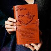 Моей маме Журнал Дневник Записная книжка Пользовательские Котировки Подарок Годовщина Выпускной День рождения