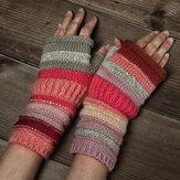 Farbe Casual Handschuhe & Fäustlinge