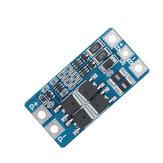 5 piezas 2S 10A 7.4V 18650 Litio Batería Tablero de protección 8.4V Función equilibrada Protección sobrecargada