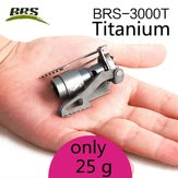 BRS Draagbare Mini Camping Titanium Fornuis Outdoor Gasfornuis Survival Oven Fornuis Pocket Picknick Koken Gasbrander Brs-3000T