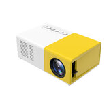 [جديد رواية] J9 LCD LED Projector 1200 Lumens 800: 1 الدعم 1080P Portable Office Home Cinema