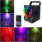18W LED RGB Stage Projector Lichtlamp DJ Club Disco Party met afstandsbediening