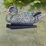Flottant leurre de chasse de canard Mallar pour la pêche leurre de pêche décorations de piscine de jardin de poule