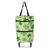 Oxford Lipat Shopping Cart Bag Trolley Dolly Market Handcart Market Outdoor Storage Bag