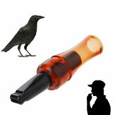 Outdoor Mini Duck Goose Calling Whistle Hunting Bird Bait Whistle Crow Caller