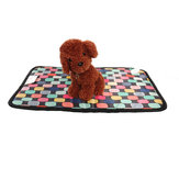 3-Mode 220 V Pet Dog Cat Puppy Kotak Pemanas Listrik Pad Bed Mat Whelping Tahan Air 60 * 45 cm / 45 * 45 cm
