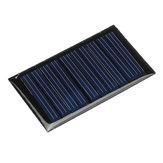 10 pezzi 30MA 5V 0,15 W Mini solare Pannello epossidico