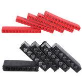 5 Stücke 6 oder 10 Löcher Sechskantschaft Schraubendreher Bit Lagerung Inhaber Schraubendreher Kopf Lagerung Werkzeug