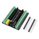 3шт Nano V3.0 терминальный адаптер AVR ATMEGA328P с интерфейсом расширения NRF2401+ Плата питания постоянного тока Geekcreit для Arduino - продукты, которые работ