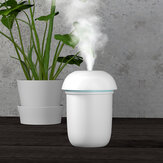 200ml USB Humidifier Mist Air Humidifier Night Light Skin Moist