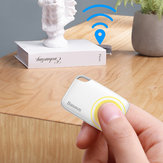 Baseus T2 Wireless Smart Tracker Anti-perso Alarm Tracker Key Finder Bambino Borsa Wallet Finder GPS Locator Anti Lost Alarm