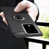 Bakeey 360º Rotating Magnetic Ring Holder Soft TPU Shockproof Protective Case for Samsung Galaxy A71 2019
