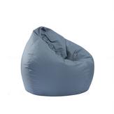 80x90 cm Portátil Lounge Bean Bolsa Tampa 420D Oxford À Prova D 'Água Preguiçoso Sofá Cadeira Protetor de Poeira