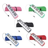 IRIN 32 key Melodica Harmonica Electronic Keyboard Mouth Organ with Accordion Bag