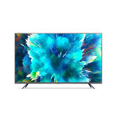 Xiaomi Mi TV 4S 43 Inch Spraakbesturing 5G WIFI bluetooth 4.2 4K HD Android Smart TV Internationaal - Ondersteuning ES-versie NetFlix Officiële Amazon Prime Video Google Assistant