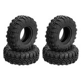 4pcs 13616 RC Car Tire Para RGT 136240 V2 1/24 2.4G Veículo RC Rock Crawler Parts