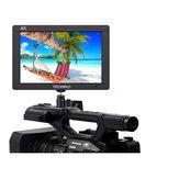FEELWORLD FW703 DSLRカメラ用7インチ3G SDI 4K HD IPS LCDオンカメラモニター