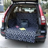 Extended Longueur Pet Dog SUV Travel Car Pet Mat Puppy Backseat Cover Protector