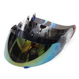 Uniwersalna osłona przeciwsłoneczna do kasku, chroniąca przed zarysowaniem UV Przednia szyba do motocykla K3 K4 NOWOŚĆ