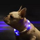 XL81-5001 LED Coleira para animais de estimação À prova d 'água de carregamento USB Iluminação Anti Lost Device LED Iluminação de aviso de Xiaomi Youpin
