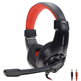 LPS G1 3.5mm + USB Wired Omnidirectional Gaming Headphone Headset with Microphone for PS4 XBOX