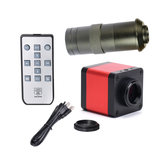 HAYEAR 48 MP 1080P 100X Microscope Camera with HDMI USB2.0 Two Output