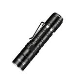 SPERAS E1 XP-G3 500LM 170M Rechargeable par l'USB Lampe de poche LED Lampe de poche extérieure 18650 Lampe de poche tactique
