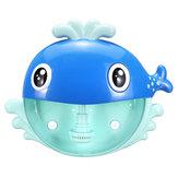 Whale Bubble Machine Fabricant automatique électrique ventilateur bébé enfants bain d'enfants