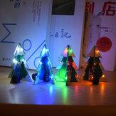 Geekcreit® 3D Mini SMD PCB Stereo Christmas Tree DIY Music Kit