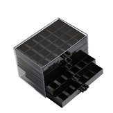 120 Grids Desktop Nail Tips Jewelry Storage Box Rhinestones Bead Container Holder