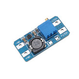 5pcs DC 2V-24V à 5V-28V 2A Step Up Boost Converter Module d'alimentation Module de régulateur réglable